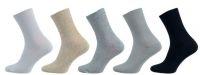 Ponožky NOVIA Medic béžová