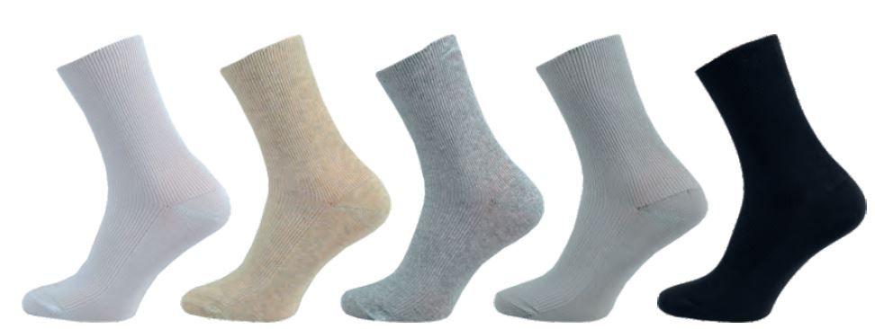 Ponožky NOVIA Medic MIX 5 párů